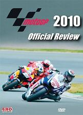 MotoGP 2010 Official Review DVD Superbike Motorcycle Video Movie Extreme Sports