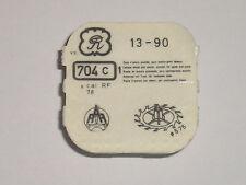 Valjoux 78 90 part 704/c escape wheel and pinion for upper end-piece