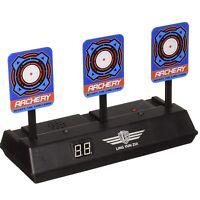 Electronic Scoring Target For NERF N Strike Darts Blasters Kids Toy Xmas Gift