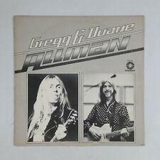 GREGG & DUANE ALLMAN s/t SPB4046 LP Vinyl VG+ Cover VG+