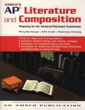AP Literature and Composition : Preparing for the AP Exam by Rosemary Timoney, E