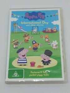 Peppa Pig - International Day  DVD Region 4 (PAL) (Australia)