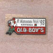 ZAWSZE KTH KRYNICA OLD BOYS HOCKEY CLUB POLAND OFFICIAL PIN