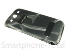 Samsung Galaxy S3 LTE Neo GT- i9301 i9305 i9300 battery housing cover black