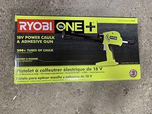 Ryobi P310G 18V One+ Power Caulk and Adhesive Gun