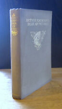 ARTHUR RACKHAM'S BOOK of PICTURES (1913) RARE 1ST EDITION in Original Wrapper