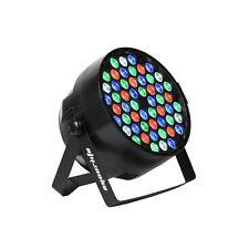 Eyourlife 54x3W RGBW LED Par-Licht-Selbst DMX512 DJ Bühne zeigen Effekte LAMP