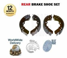 FOR VAUXHALL OPEL BRAVA FRONTERA KB PICKUP 1988--> REAR BRAKE SHOE SET