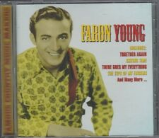 FARON YOUNG ~ Famous Country Music Makers (CD, 1999, 18 Songs) - VERY GOOD+
