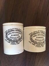 Vintage  Collectable Preserve Pots