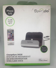 Spinido Lightning Charging Sync Dock for iPhone 7 7 Plus 6 6s 6 Plus SE 5 5s 5c