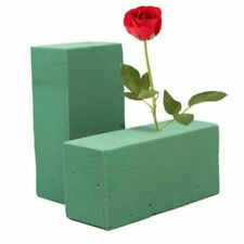 Floral Foam Block Flower Styrofoam Brick Wedding Flower Holder Artificial Handle