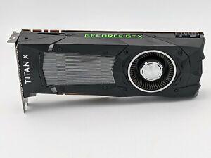 Nvidia Titan X 12GB GDDR5 Video Card - GM200-400-A1