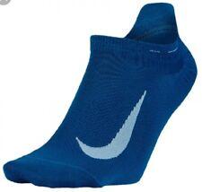 Nike Elite Ligero No Show Calcetines ficha UK 5 - 6.5 EUR 38.5 - 40.5 SX5193 - 449
