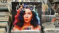 MARINA AND THE DIAMONDS - FROOT WHITE COLOURED VINYL LP RARE