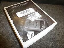 John Deere 9400 9500 9600 Combine Shop Service Repair Diagnosis & Test Manual