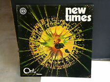LUC HARVET New times Marie Lise ... SBV 526