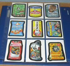 WACKY PACKAGES ANS7 SINGLES ( PICK ANY 3 ) GREAT PRICE