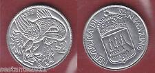 S58,   SAN MARINO,  2 LIRE DA SERIE DIVISIONALE 1973   KM 23,   FDC / UNC