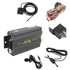Vehicle Car GPS Tracker TK103A Real-time tracking Listen-in Google Map Link VG3
