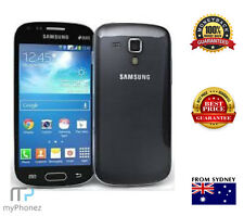 SAMSUNG GALAXY TREND PLUS GT-S7580L BLACK 4GB DUAL-CORE UNLOCKED 2 Years Warrnty