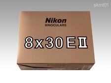 Nikon 8X30 EII CF WF Binocular Telescope Sports Watching 8X30 E2N from Japan DHL