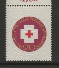 W Germany Red Cross 1963 SG 1314 MNH