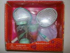 "Badminton set for 18"" dolls Our Generation  American Girl"