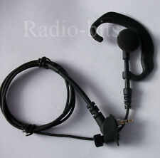 Motorola MTH650 MTH800 MTP850 G Shape Earpiece Listen Only  Police Security