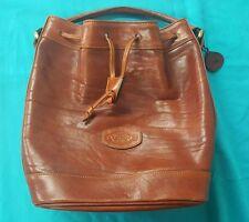 Oroton Handcrafted Handbag Genuine Cowhide