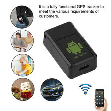 Mini GPS Tracker Global Locator MMS Photo Video Motion Detect Anti Lost Alarm BE