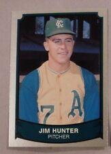 Jim Catfish Hunter 1988 Pacific Legends Baseball Card
