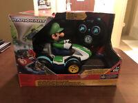 Nintendo Mario Kart 8 LUIGI Mini Anti-Gravity Rc Racer 2.4Ghz 🔥 HOT 🔥 rare