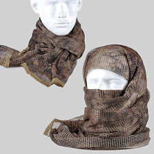 Mandrake Camouflage Tactical Mesh Scarf Wrap Face Cover Mask Shawl Sniper Veil