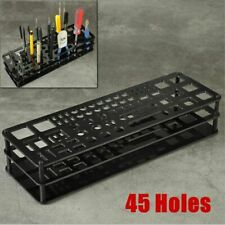 Desktop Tool Box Storage Holder Rack Screwdriver Tweezer Electronic Component