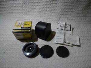 Aico 2X Auto Teleconverter Camera Lens – Praktica B PB Mount