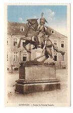 lunéville  statue du général lasalle