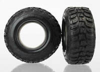 Traxxas Kumho Tires (2) 6870