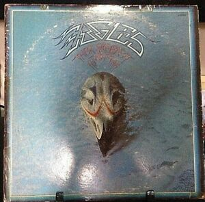 THE EAGLES Their Greatest Hits (1971-1975) Album Released 1976 Record/Vinyl USA