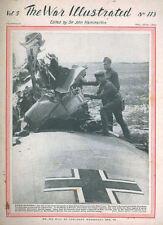 WAR ILLUSTRATED 113 HMS MALAYA NYC_BURMA_AUSTRALIAN DEFENSES_U-BOAT_FERRY COMMAN
