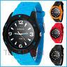Sportliche analoge  XONIX Armbanduhr für Herren wasserdicht bis 100m
