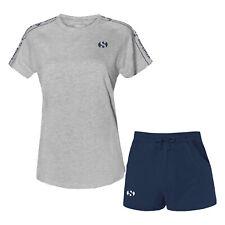 Completo Donna SUPERGA Cotone T-Shirt Pantaloncino 3 Modelli