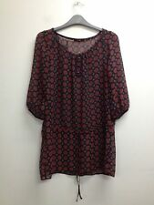George Party Scoop Neck 3/4 Sleeve Tops & Shirts for Women