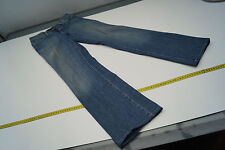 CAMBIO Norah straight Damen Hose Jeans stretch Gr.34 stone wash blau TOP