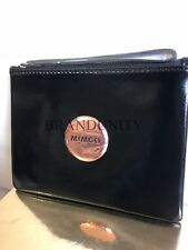 Mimco Echo. 2 Medium and Small Pouch Clutch Wallet Honey