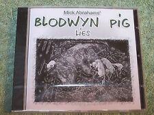 BLODWYN PIG lies German CAS RECORDS CD album reissue MWT 4341 1026 2 NEW!