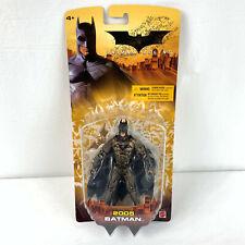 "Batman Begins 2005 Batman 4.5"" Action Figure Dc Mattel 2004 New"