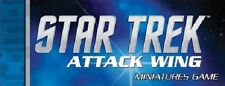 STAR TREK ATTACK WING MINIATURES: Federation U.S.S. Prometheus Expansion Pack