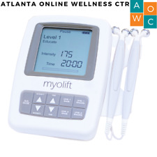 Microcurrent Professional Spa Face Lift Machine MyoLift Skin Firming Device