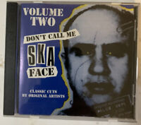 Various Artists - Dont Call Me Ska Face - Volume 2 CD Dressed To Kill ‎– DTK CD